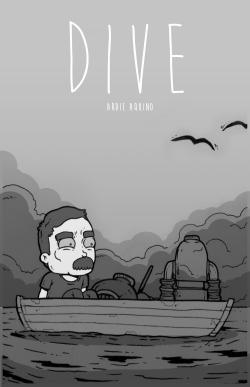 DIVE KOMIKS PAGE- 0