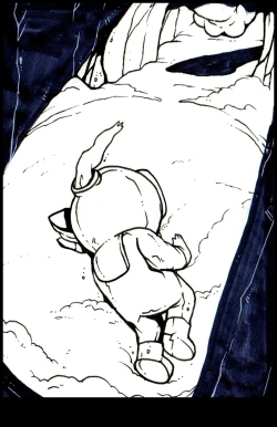 DIVE KOMIKS PAGE- 11
