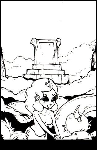 DIVE KOMIKS PAGE- 22