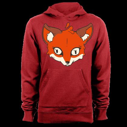 Hoodie-FOX-FACE